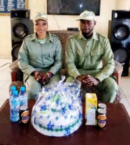 Two serving corps members in Kano have tied the knot months after the met during their orientation program in the state.