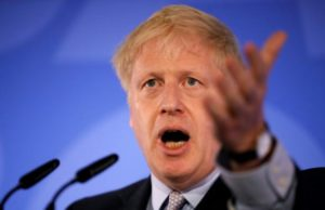 British Prime Minister Boris Johnson was under pressure yesterday to fire an adviser who has linked intelligence to race and suggested contraception