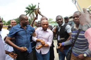 Kidnap kingpin, Chukwudubem Onwuamadike, popularly known as Evans, may get a life imprisonment or death penalty sentence.