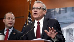 A staff member in Rep. David Schweikert's (R-Ariz.) D.C. office has tested positive for COVID-19, the congressman said Sunday.