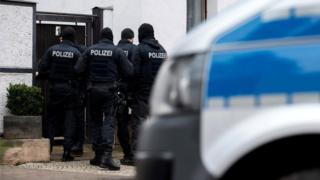 Photo of Germany bans Combat 18 as police raid neo-Nazi group