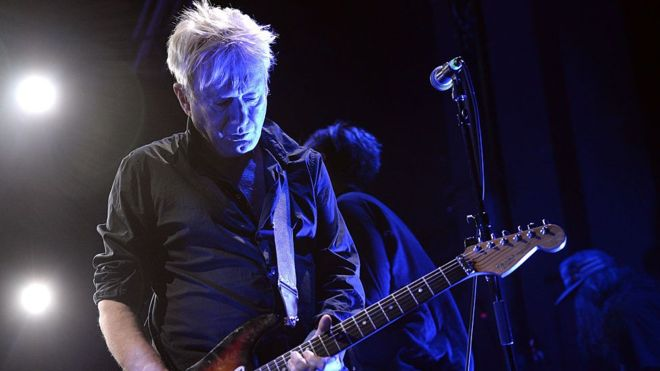 Photo of Gang Of Four guitarist Andy Gill dies, aged 64