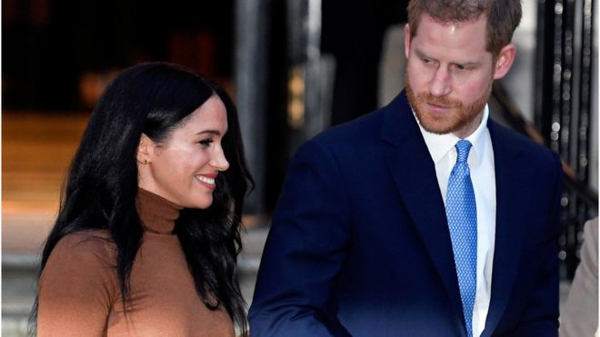 Photo of OMG! Canada to stop paying Harry and Meghan's security