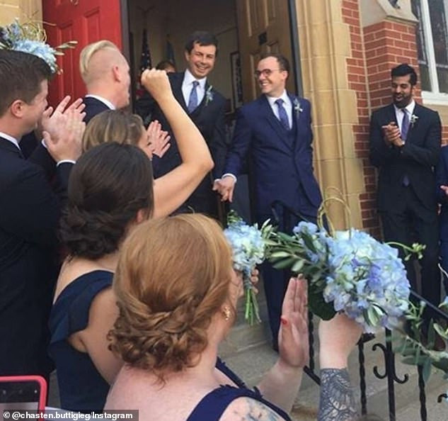 Photo of BREAKING! Gay US presidential candidate Pete Buttigieg drops out of race