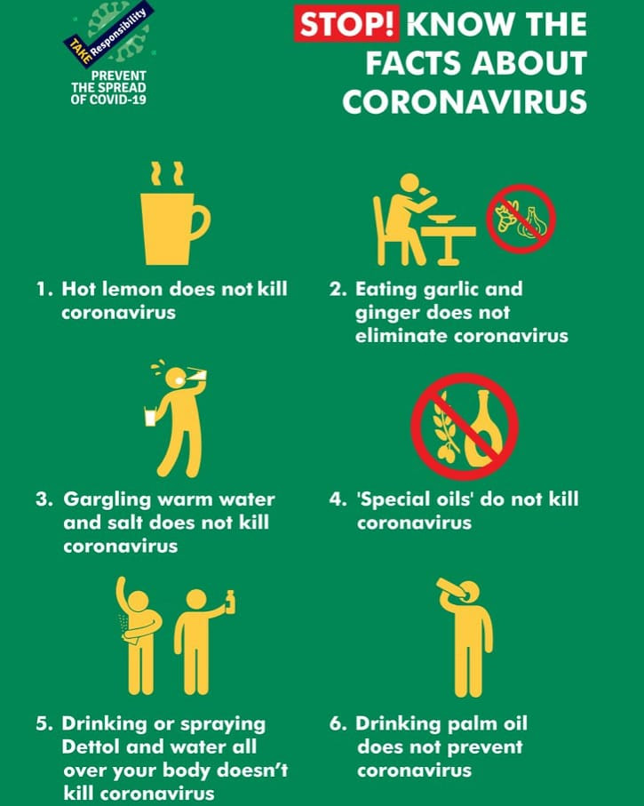Photo of Consuming Lemon, Garlic, Ginger, Palm Oil Does Not Protect Against Coronavirus – NCDC