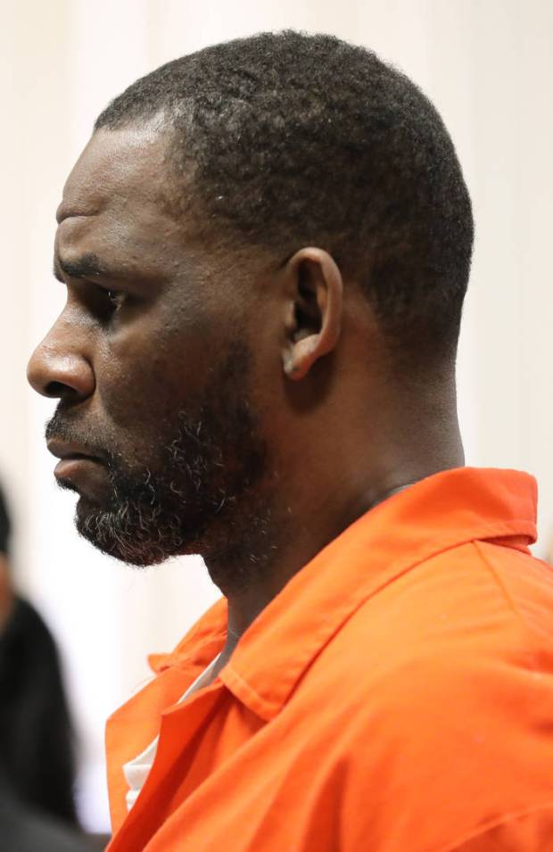 Photo of OMG! R. Kelly Trial Postponed To Several Months