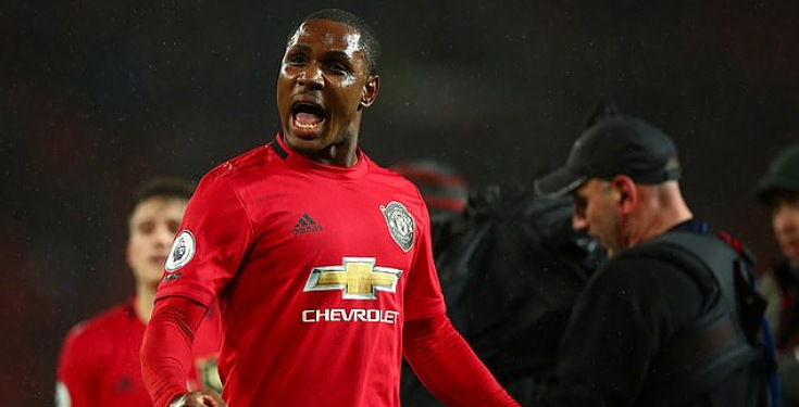 Photo of BREAKING: Ighalo Wins First Manchester United Award