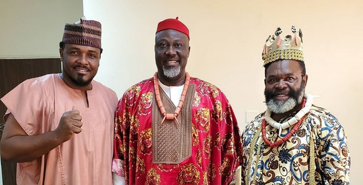 Photo of OMG! Dino Melaye lands his first movie role in Nollywood