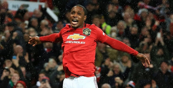 Photo of #BREAKING: Odion Ighalo nominated for first Man Utd award