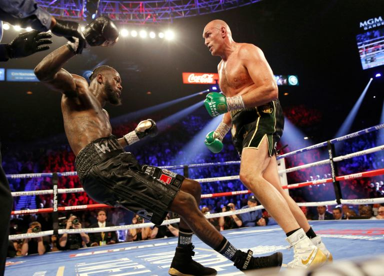 Photo of #BREAKING: Fury hungry to repeat Wilder win in rematch