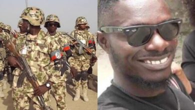 Photo of Warri boys mob soldiers who killed newly engaged man who went to get money for his Pregnant fiancee's medicine