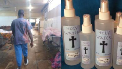 Photo of OMG! Mortuary Worker Said They Sell Corpse Bath Water To Pastors For N500,000