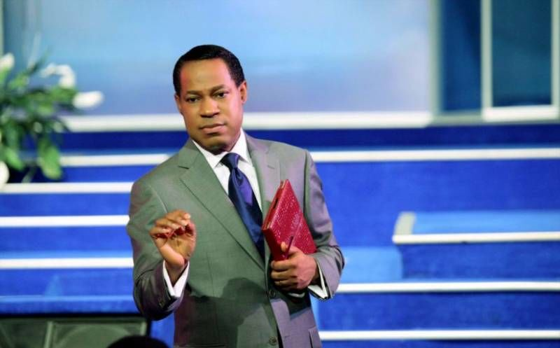 """US riots are not about Black Lives Matter, they're to disband the police and implant microchips"""" – Pastor Chris Oyakhilome."""