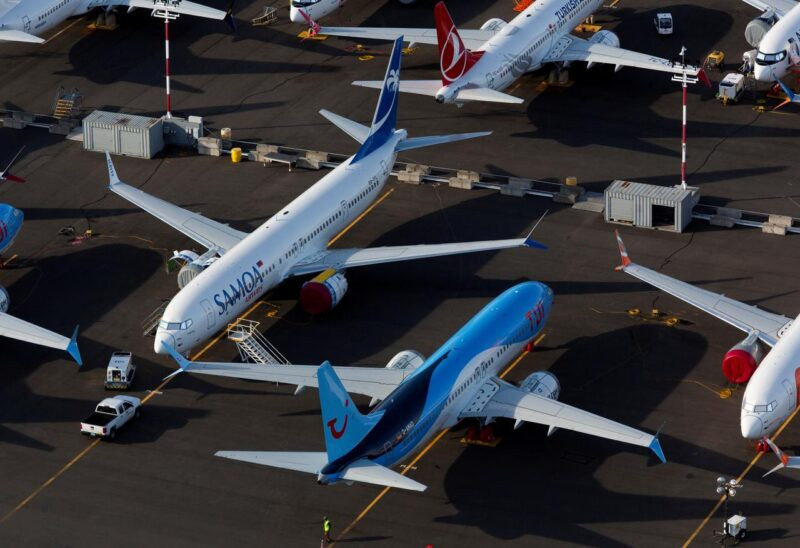 First Boeing 737 Max certification flight test set for Monday: report